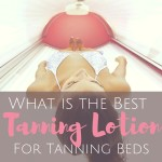 What is the Best Tanning Lotion for Tanning Beds?