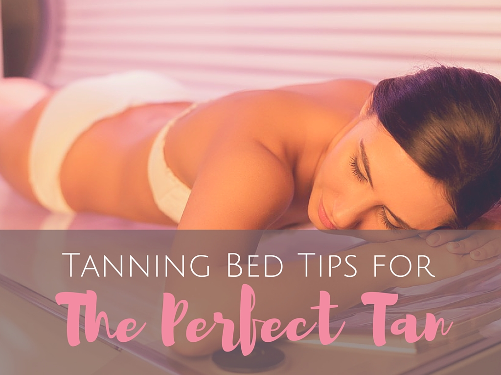 Tips For Tanning Beds